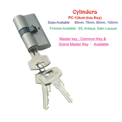 Both Side Key Cylinder