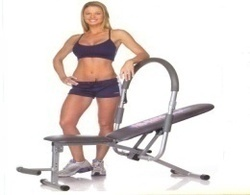 AB King Pro Fitness Machine