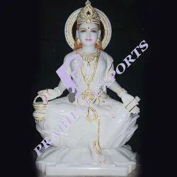 Marble Gayatri Maata Statues