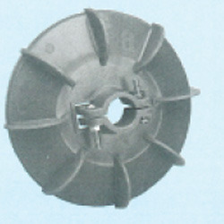 Plastic Fan Suitable For Crompton 90 Frame Size