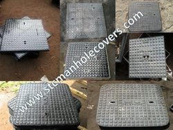 Heavy Duty Manhole Covers