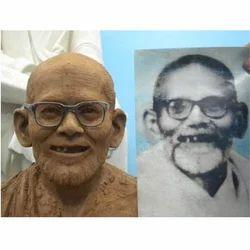 Designer Human Statue