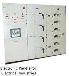 Electronic Panels for Electrical Industry