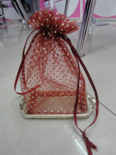 wedding gift pouches and baskets