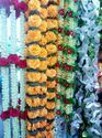 Artificial Flowers With Different Colors