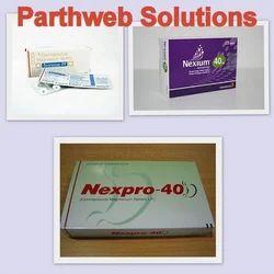 Nexpro, Nexium, Sompraz (Esomeprazole Magnesium Tablets)