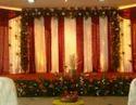 Reception & Ring Exchange Stage Decoration