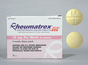 Rheumatrex Methotraxate 7.5 mg Tablet