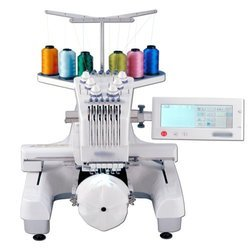 Automatic Embroidery Machines