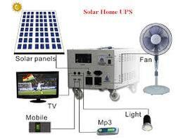 Glow Power Solar Home UPS