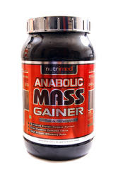 Nutrimed Anabolic Mass Gainer - Weight Gainer