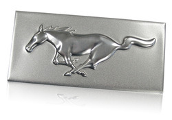 Stainless Steel Embossed