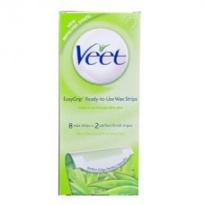 Veet Wax Strips For Dry Skin 8 Strips Galway Hair Removal Cream