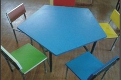 Activity Pentagonal Table