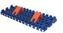 Modular Plastic Flat Belt