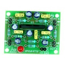 Stereo Tape Head Preamplifier A002 - KOTEQ, Mumbai   ID: 7778240491