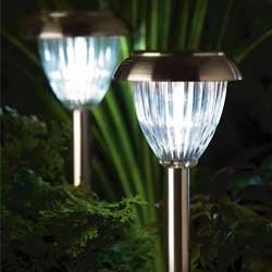 Captivating Solar Fancy Garden Lights