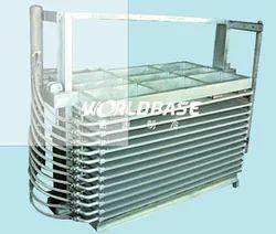 Horizontal Plate Freezer For Marine