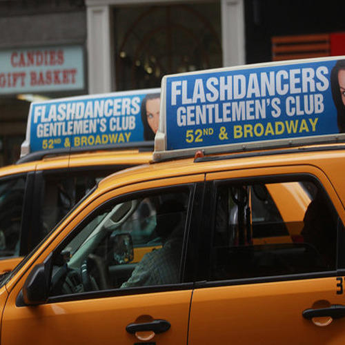 Taxicab Advertising in India