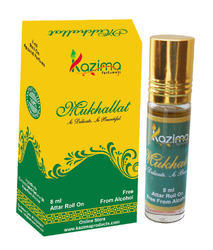 KAZIMA Mukhallat Rollon Apparel Concentrated Attar Perfume