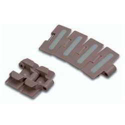 Side Flexing HFL 880 Tab Series Rubber Top Chain