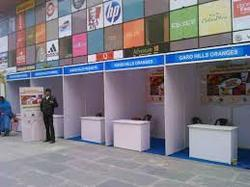 Exhibition Stall For Rent : Octonorm stalls for exhibition trade show & exhibition equipment