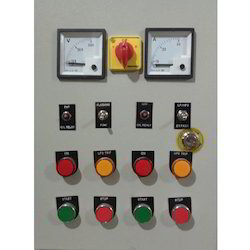 Small Push Button Panel, 350x400x250, Operating Voltage: 220V