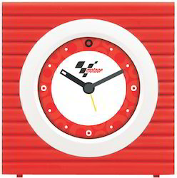 Plastic Analog Table Clock