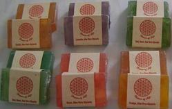Transparent Glycerine Soaps