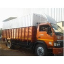 Mild Steel Brown Truck Body