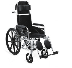 Reclining High Back Wheelchair