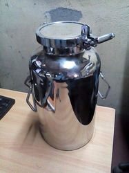 Stainless Steel Tank with Clamp
