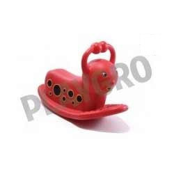Red Plastic Bee Ride On Toys