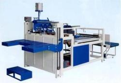 Semi Automatic Gluing Machine