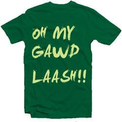 Oh My God laash T Shirt