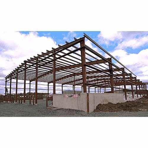 PEB Metal Building Fabrication