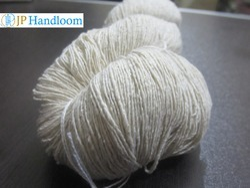 Mulberry Silk Yarn with Slubs Nm 7 By 1
