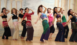 Belly Dance Training
