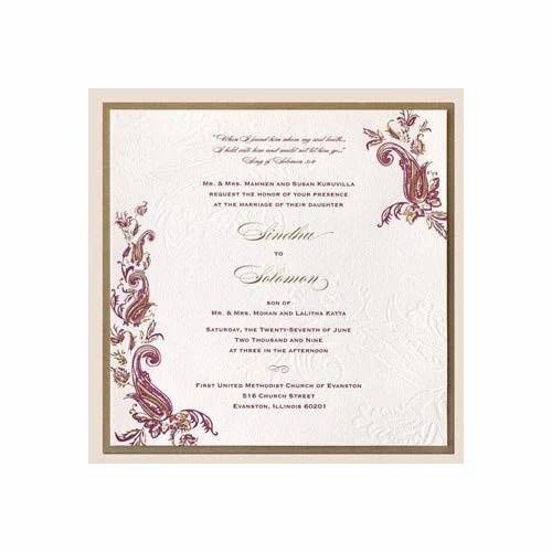 invitation card  wedding invitation card manufacturer