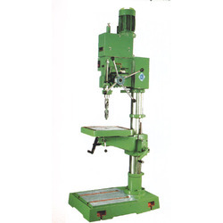All Gear Pillar Drilling Machine