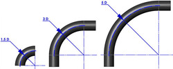 3d Bend Pipe