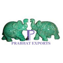 Decorative Elephants Stone Statue