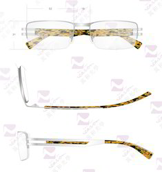 SP012 Metal Optical Frames