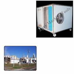 Water Chiller for Resin Plant