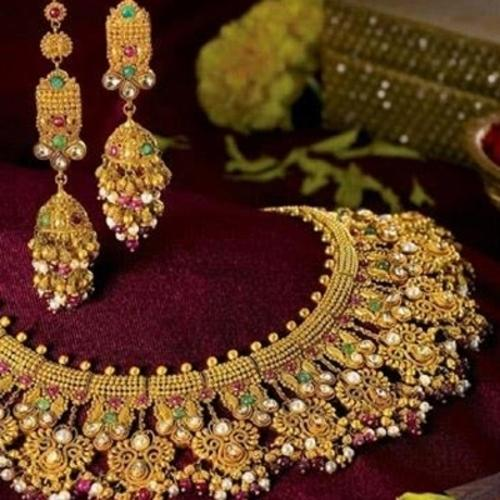 Gold Jewellery - View Specifications & Details of Gold
