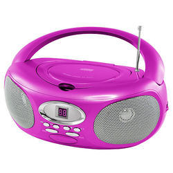 CD Boombox Player