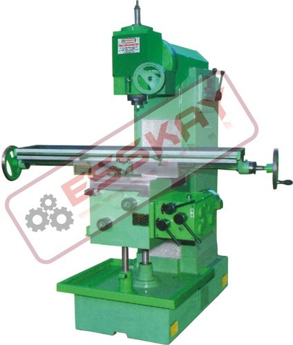 Geared Head Vertical Milling Machine
