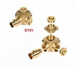 Brass Parts Assemblies
