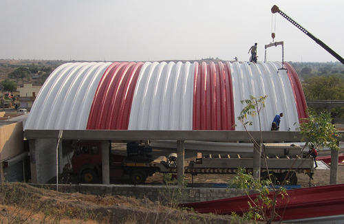 K Span Roof K Span Factory Roofs Manufacturer From Surat
