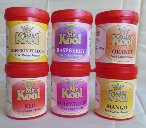Food Colours Powder